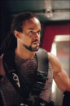 Keith Hamilton Cobb as Tyr Anasazi