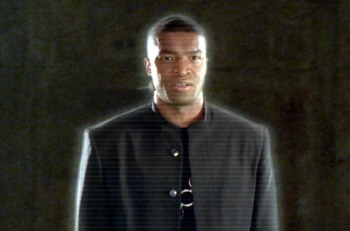 Roger R. Cross in 'All Too Human'